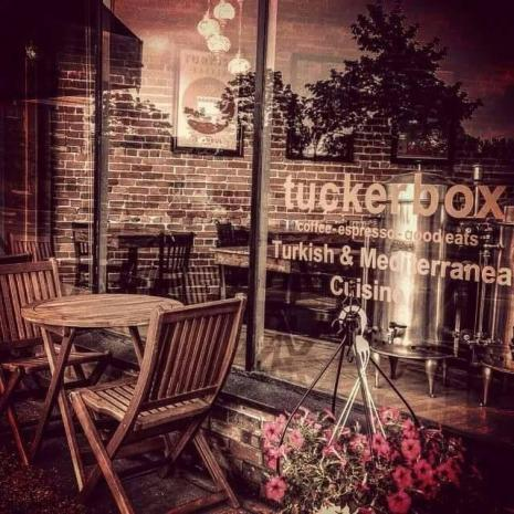 Tuckerbox Cafe White River Junction Vermont Restaurant